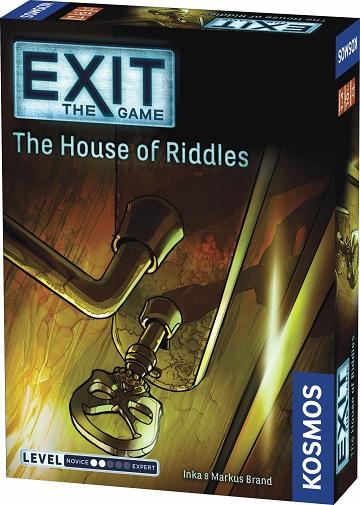 EXIT - The House of Riddles | Skaf Express