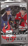 07/08 Upper Deck Hot Prospects Hockey Retail 24 Pack - Repacks