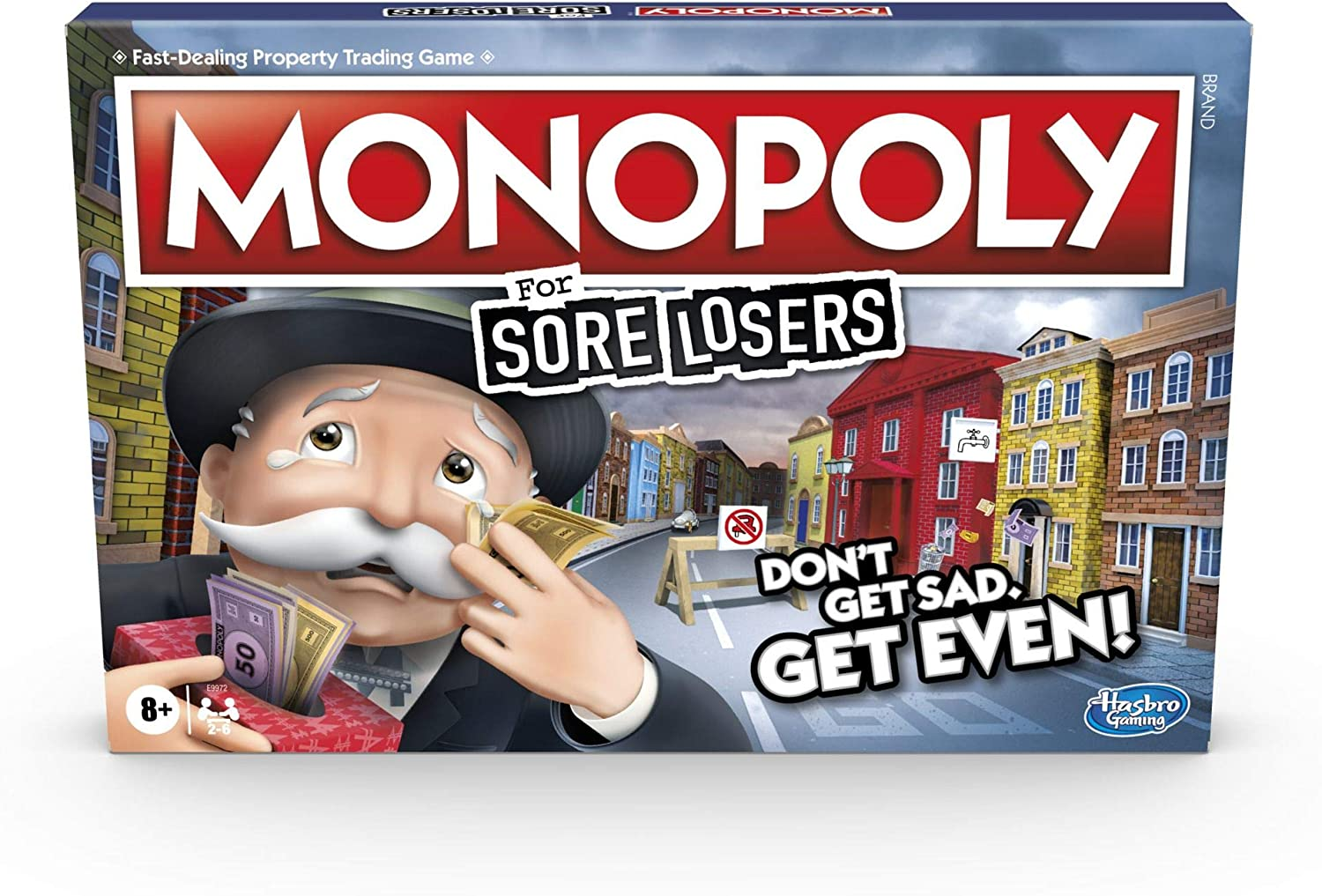 Monopoly - Sore Losers Edition