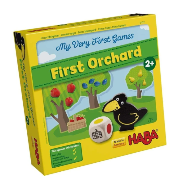 My Very First Games -My First Orchard
