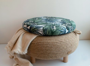 Open image in slideshow, Tyre Pouffe