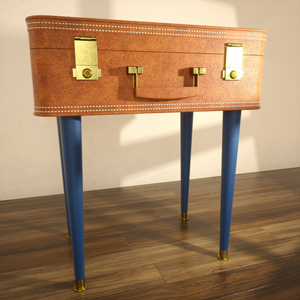 Open image in slideshow, The Traveller - Side Table