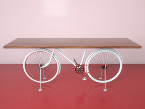 Open image in slideshow, Two Wheeler - Cycle Table