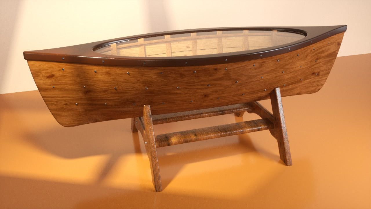 Exotic Sail - Centre Table