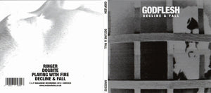 Godflesh ‎– Decline & Fall CD