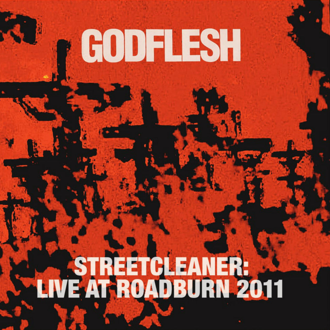 Godflesh	Streetcleaner Live At Roadburn 2011 Roadburn Records CD
