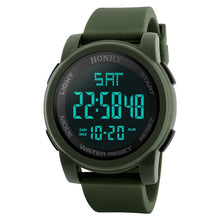 Load image into Gallery viewer, LED Digital Quartz Fashion Watch Military Sport Men's Relojes Hombre Vintage  Feminino Masculino Erkek Kol Saa