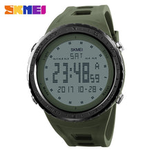 Load image into Gallery viewer, Military Watches Men Fashion Sport Watch SKMEI Brand LED Digital 50M Waterproof Swim Dress Sports Outdoor Wristwatch 1246