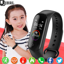 Load image into Gallery viewer, Waterproof Digital Watch Children Watches Kids For Girls Boys Wrist Watch Electronic LED Sport Wristwatch Child Clock With Gifts
