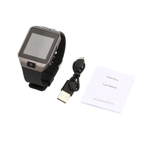 Smart Wrist Watch Mini Phone Camera For Android Phone Mate Fashion Elegant So Many Functions Watch Sport Just Like a Phone