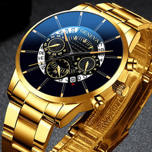 2020 Male Business Wristwatch Simple Classic Calendar Men Quartz Mesh Belt Watch Man Clock reloj hombre relogio masculino