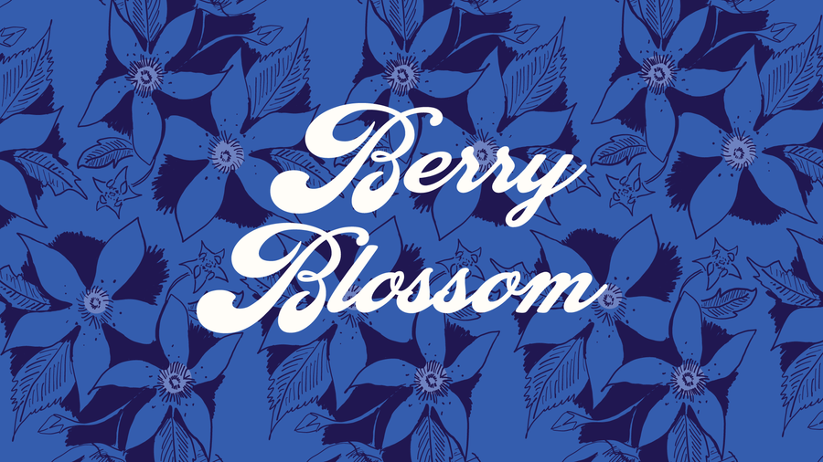 Berry Blossom Hemp Flower