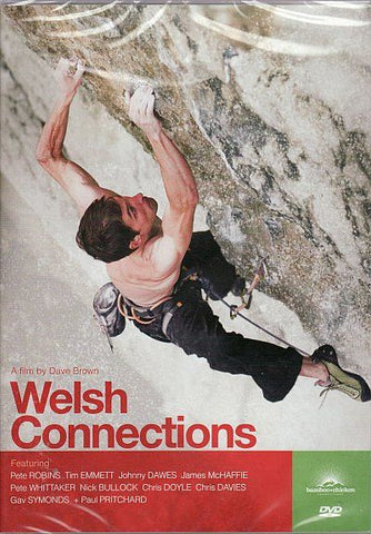 Welsh Connections DVD - Overhang Ltd