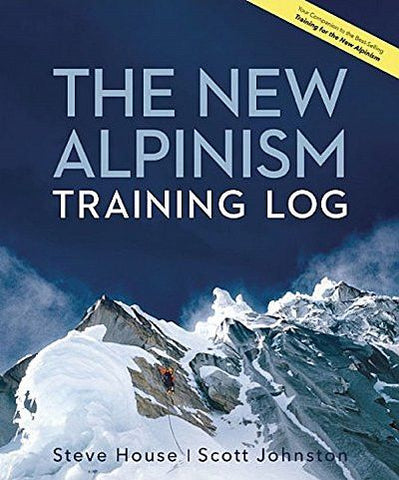 The New Alpinism Training Log - Overhang Ltd