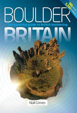 Boulder Britain - Guide Book - Overhang Ltd