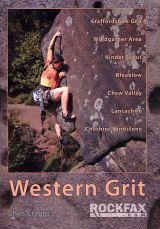 Western Grit - Rockfax 2nd edition - 2009 - Overhang Ltd
