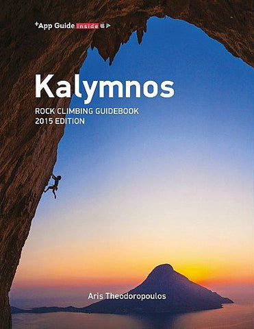 Kalymnos, Rock Climbing Guide 2015 edition - Overhang Ltd