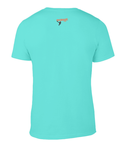 Overhang Big Grey O T-Shirt - Overhang Ltd - 2