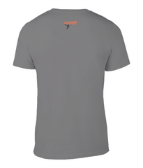 Overhang Big Grey O T-Shirt - Overhang Ltd - 8