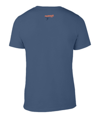 Overhang Big Grey O T-Shirt - Overhang Ltd - 12