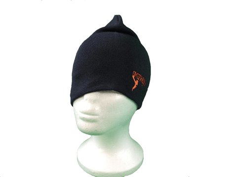 Classic Beanie Embroidered logo - Overhang Ltd