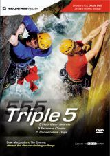 Triple 5 DVD 2-disc Dave MacLeod & Tim Emmett - Overhang Ltd