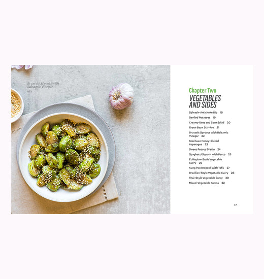 Libro Instant Pot Vegetarian Cookbook (en inglés)