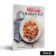 Libro The Ultimate Instant Pot Cookbook (en inglés)