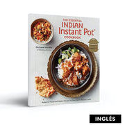 Libro The Essential Indian Instant Pot Cookbook (en inglés)