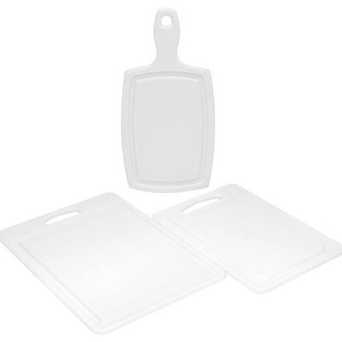 Set de 3 tablas para cortar Polyworks Accessories Chicago Cutlery