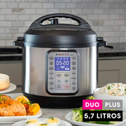 Pack Duo Plus + libro Instant Pot