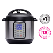 Pack olla Instant Pot Duo 60 Plus + tapa de vidrio