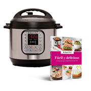 Pack Duo 60 + libro Instant Pot