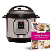 Pack Duo 80 + libro Instant Pot