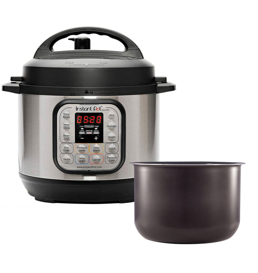 Pack olla Instant Pot Duo mini + olla interior de cerámica