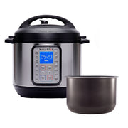 Pack olla Instant Pot Duo 60 Plus + olla interior de cerámica