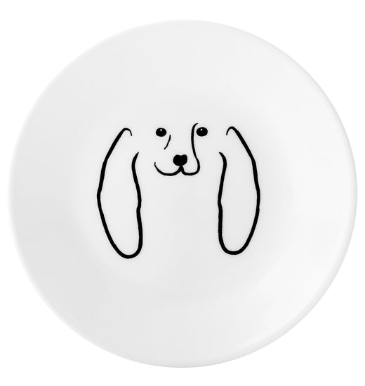 Plato de pan Party Plates My Best Friend Ella Corelle 17 cm