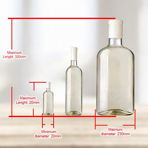 Easy Bottle Glass Cutter