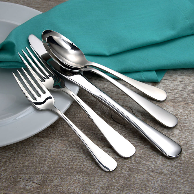 Satin Annapolis 5pc place setting (SMI collection)