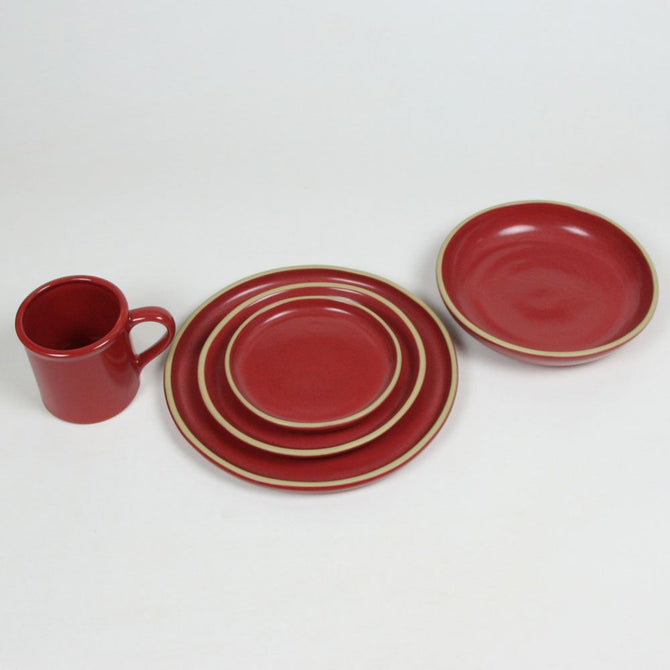 Copy of Blueberry BROOKLINE Dinner Set for Four