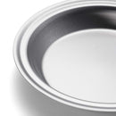 "9"" Stainless Steel Pie Pan"
