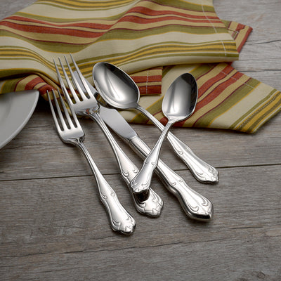 Champlin 5pc place setting  (Heritage collection)