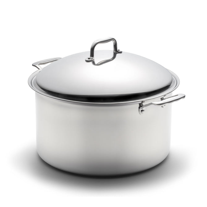 Stainless Steel 16 Quart Stock Pot with Cover