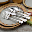 Pearl 5pc place setting (Heritage collection)