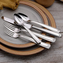 Prestige 5pc place setting  (Lux collection)