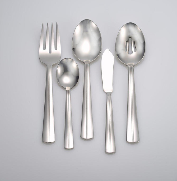 Cedarcrest 5pc serving set (Heritage collection)