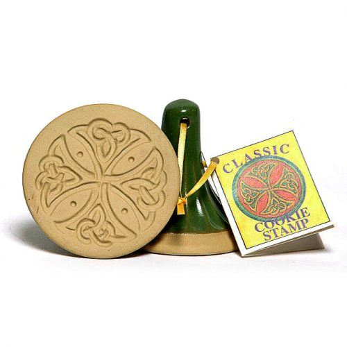 Celtic Cross Cookie Stamp