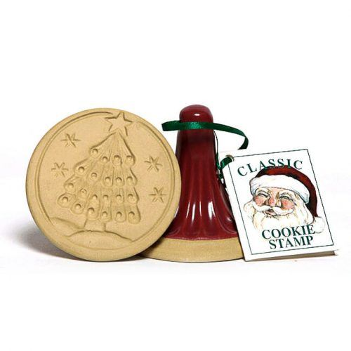 Christmas Tree Cookie Stamp