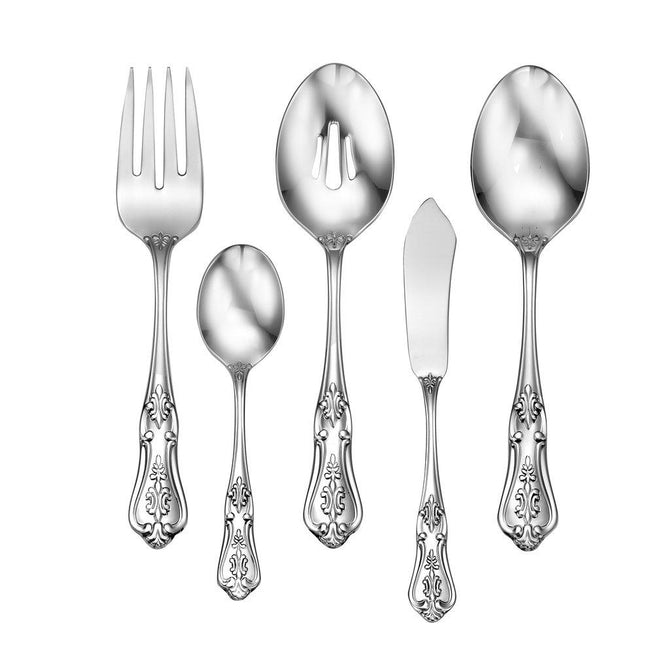 Kensington serving set  (Lux collection)