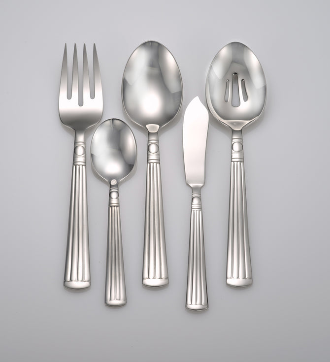 Lincoln serving set (Heritage collection)